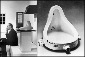 Marcel Duchamp and his